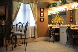 Indiana Wedding Venue Olde North Chapel wedding chapel bridal dressing suite